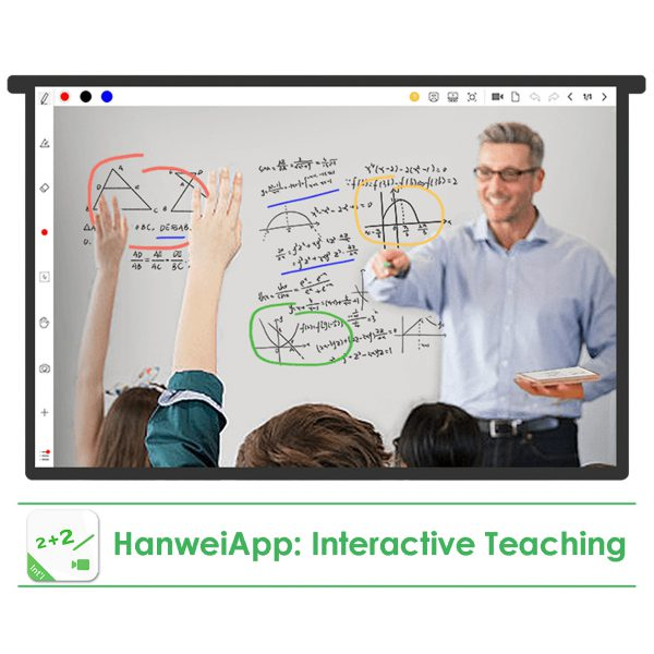 HanweiApp – Offline to Online Teaching & Learning