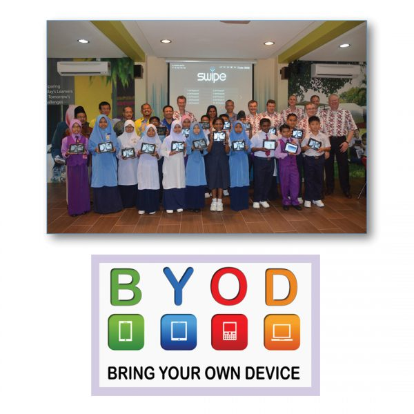 SWIPE for BYOD