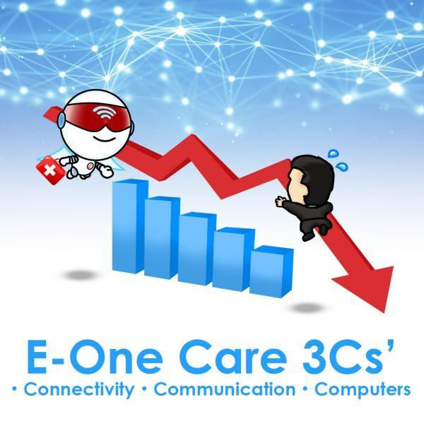 E-One Care 3Cs' Connectivity